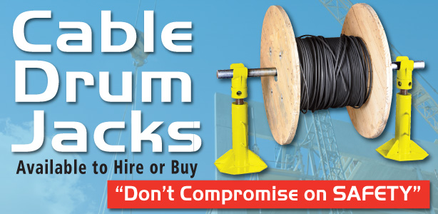 Cable Drum Jacks