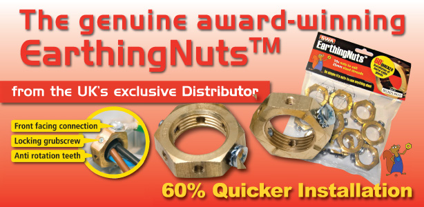 Earthing Lock Nuts