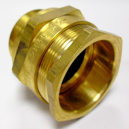 Types Of Clamps >> A2 Brass Gland - SWA