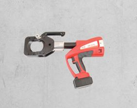 Battery Operated Cable Cutter 50mm Armoured- 85mm Unarmoured