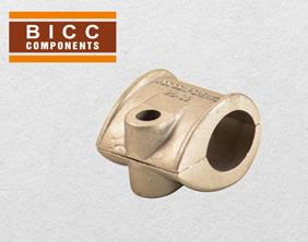 BICC Components - Aluminium Claw Cleats
