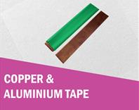 Copper & Aluminium Tape