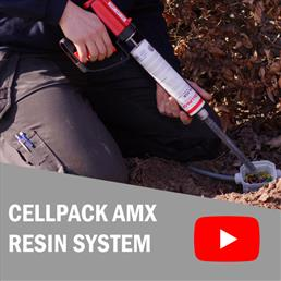 Cellpack AMX Resin Injection System