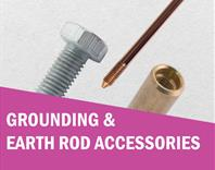 Grounding Rod & Earth Rod Accessories