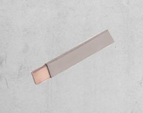 Grey PVC Covered Copper Tape