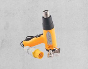 Hot Air Guns 110v / 240v