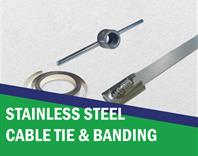 Stainless Steel Cable Ties & Banding